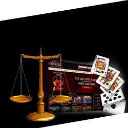 La législation des casinos français